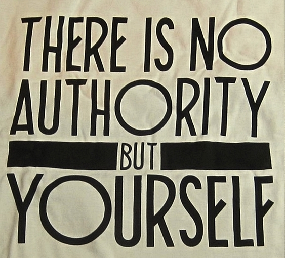There_Is_No_Authority_But_Yourself 2
